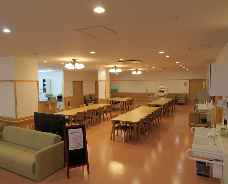 ケアプラザ福寿草|施設案内 福寿草デイサービスセンター(一般型)