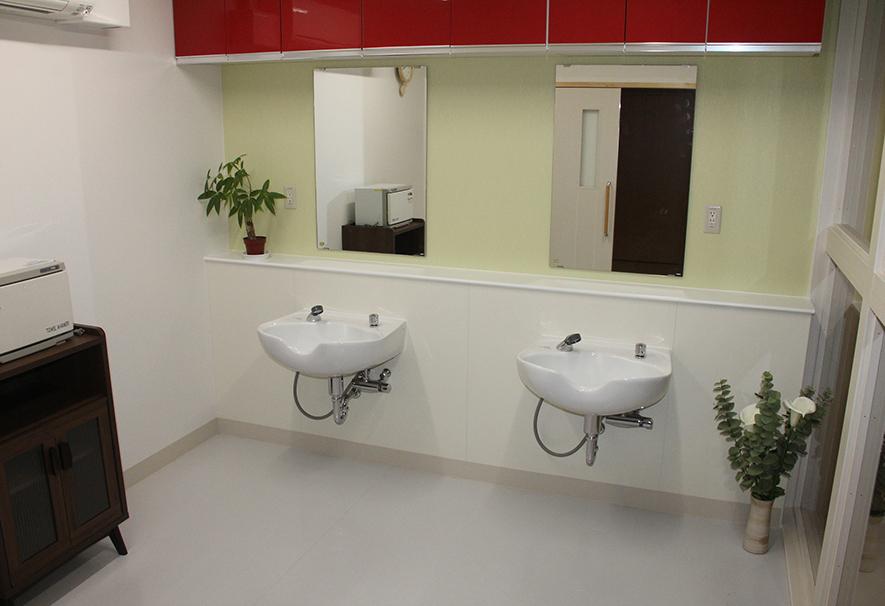 社会福祉法人スプリング|施設共用設備 散髪室