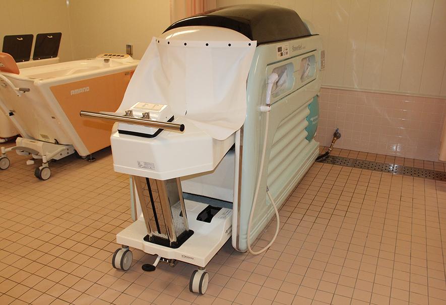 社会福祉法人スプリング|施設共用設備 シャワーヘッド